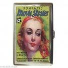 ROMANTIC MOVIE STORIES Carole Lombard 36 Cigarette Money Case ID Holder  Wallet
