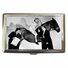 MARX BROTHERS A DAY AT THE RACES 2 Cigarette Money Case ID Holder or Wallet! WOW