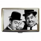 LAUREL AND HARDY CLASSIC Cigarette Money Case ID Holder or Wallet! WOW!