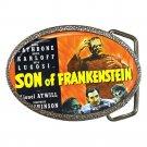 SON OF FRANKENSTEIN Bela Lugosi Boris Karloff New Belt Buckle WOW!
