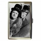 LAUREL AND HARDY BOHEMIAN GIRL Cigarette Money Case ID Holder or Wallet! WOW!