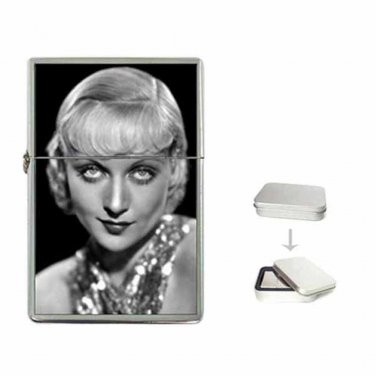 CAROLE LOMBARD SINNERS IN THE SUN NEW Flip Top Lighter