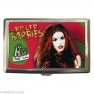 KILLER BARBIES BARBYS SILVIA SUPERSTAR Cigarette Money Case ID Holder or Wallet!