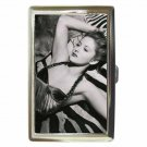 MARTHA VICKERS VINTAGE HOLLYWOOD Cigarette Money Case ID Holder or Wallet! WOW!