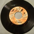 SYL JOHNSON ANYONE BUT YOU / I'M YOURS New Promo Hi Records 45 rpm Record