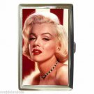 MARILYN MONROE AMERICAN MAID Cigarette Money Case ID Holder or Wallet! WOW!