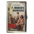 WOMEN'S BARRACKS PULP LESBIAN Cigarette Money Case ID Holder or Wallet! WOW!