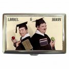 LAUREL AND HARDY A CHUMP AT OXFORD Cigarette Money Case ID Holder or Wallet! WOW