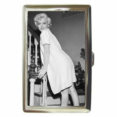 MARILYN MONROE SEVEN YEAR ITCH 4 Cigarette Money Case ID Holder or Wallet! WOW!