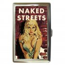 NAKED STREETS SEXY BAD GIRL PULP Cigarette Money Case ID Holder or Wallet! WOW!