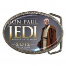 RON PAUL STAR WARS JEDI NEW Belt Buckle Freedom And Liberty!