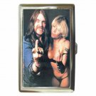 LEMMY KILMISTER MOTORHEAD WENDY O. WILLIAMS FU Cigarette Money Case ID Wallet