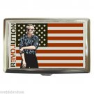 RON PAUL REVOLUTION LIBERTY Cigarette Money Case ID Holder or Wallet! WOW!