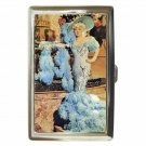 MAE WEST BELLE OF THE NINETIES Cigarette Money Case ID Holder or Wallet! WOW!