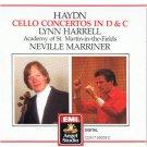 Haydn: Cello Concertos nos 1 & 2 / Marriner, Harrell by Lynn Harrell (CD, EMI...