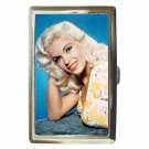 JAYNE MANSFIELD KISS THEM FOR ME Cigarette Money Case ID Holder or Wallet! WOW!