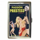 PASSION PRIESTESS BAD GIRL PULP Cigarette Money Case ID Holder or Wallet! WOW!