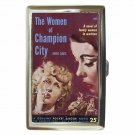 THE WOMEN OF CHAMPION CITY LESBIAN Cigarette Money Case ID Holder or Wallet!