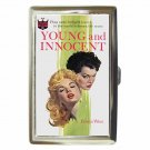 YOUNG AND INNOCENT LESBIAN LOVE Cigarette Money Case ID Holder or Wallet! WOW!