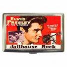ELVIS PRESLEY JAILHOUSE ROCK Cigarette Money Case ID Holder or Wallet!