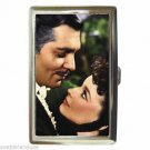 CLARK GABLE VIVIEN LEIGH GONE WITH THE WIND 2 Cigarette Money Case ID Holder