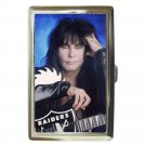 BLACKIE LAWLESS W.A.S.P. WASP RAIDERS Cigarette Money Case ID Holder or Wallet!
