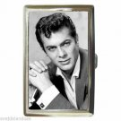 TONY CURTIS STUNNING CLASSY Cigarette Money Case ID Holder or Wallet! WOW!