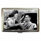 HUMPHREY BOGART IDA LUPINO HIGH SIERRA 2 Cigarette Money Case ID Holder Wallet
