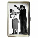 BELA LUGOSI FRANKENSTEIN MEETS THE WOLFMAN Cigarette Money Case ID Holder Wallet