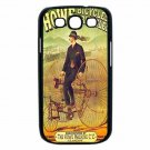 HOWE BICYCLES TRICYCLES VINTAGE AD GLASCOW Samsung Galaxy S III Case (Black)