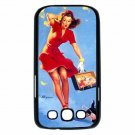 GIL ELVGREN SEXY PIN UP LOOSING CLOTHES Samsung Galaxy S III Case (Black)