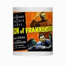 SON OF FRANKENSTEIN Bela Lugosi Boris Karloff New 11oz Coffee Mug