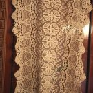 Exquistie and Unique Antique Lace Table Runner