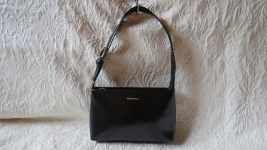 Classy Rich Elegant Oroton Black Leather Purse Sydney Australia