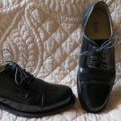 MEn's Exquisite Black Bass Oxfords Shoes Size 12 D