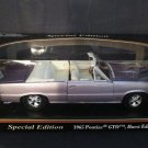 NEW Special Edition Maisto Diecast 1:18 1965 Pontiac GTO Hurst Edition # 31884