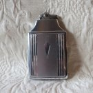 Retro Vintage Ronson Master Case Cigarette Case Lighter Comination Circa 1940'