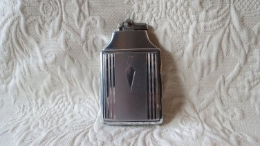 Retro Vintage Ronson Master Case Cigarette Case Lighter Comination Circa 1940�