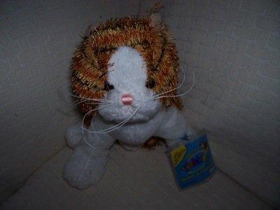 WEBKINZ Brown Striped Alley Cat