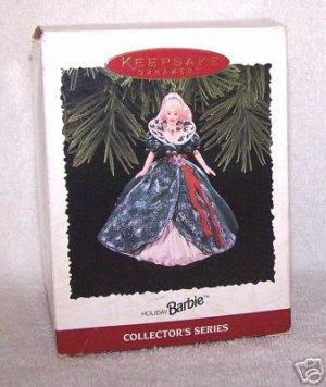 BRAND NEW IN BOX 1995 Holiday Barbie Hallmark Ornament