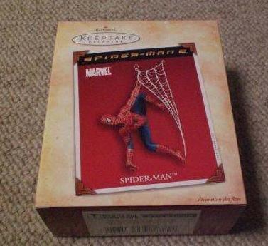 BRAND NEW IN BOX 2004 Spiderman Hallmark Ornament