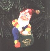 BRAND NEW IN BOX 1996 Hallmark Ornaments Rudolph's Helper: Keepsake Club