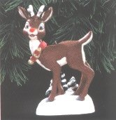 BRAND NEW IN THE BOX 1996 Rudolph the Red-Nosed Reindeer Hallmark Ornament