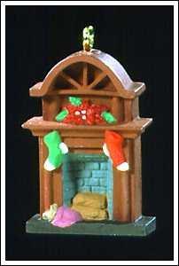 BRAND NEW IN BOX 1997 Ready for Santa Hallmark Keepsake Miniture Ornament