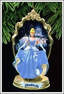 BRAND NEW IN BOX 1997 Cinderella #1 Hallmark Enchanted Memories Collection