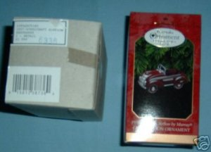BRAND NEW IN BOX 1997 1937 Steelcraft Airflow By Murray Hallmark Ornament