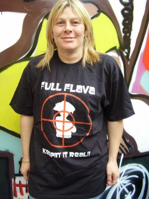 Full Flava T-Shirts Black (edition one)-exclusive