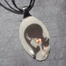 FASHIONISTA Spoon Pendant / Necklace   Upcycle