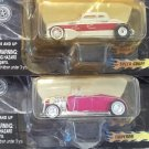 JOHNNY LIGHTNING SHOWRODS SPEED COUPE EMPEROR 2 CAR LOT MINT NRFP