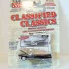 RACING CHAMPIONS CLASSIFIED CLASSICS 1959 CADILLAC ELDORADO '59 #8 NRFP 1 OF 20,000